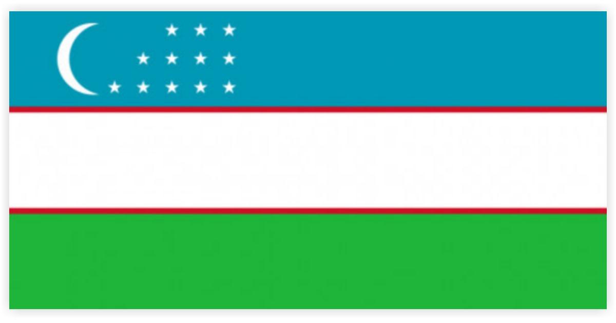 Banner of Uzbekistan