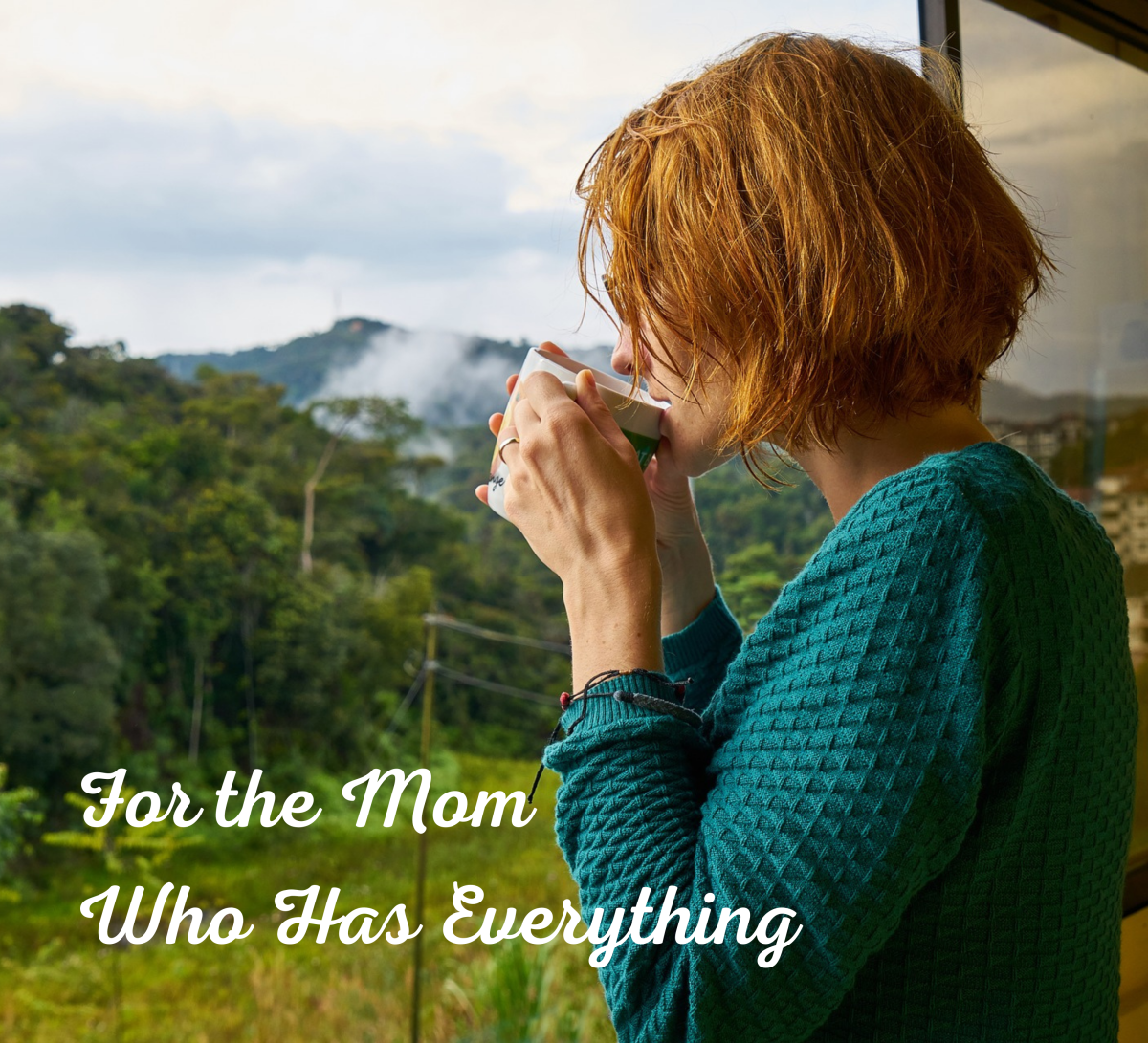If she seems to have everything already, it can be challenging to think of a gift!