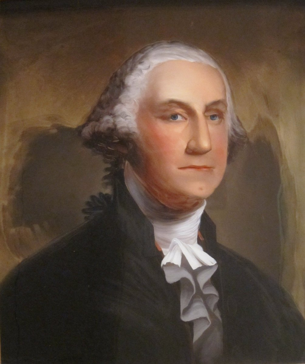 George Washington was the first president of the United States.