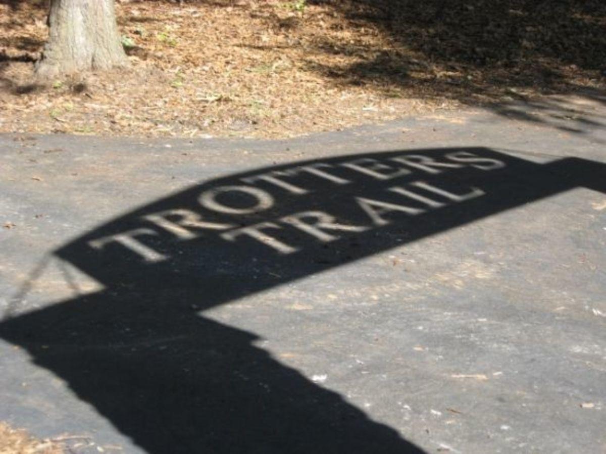 trotters trail