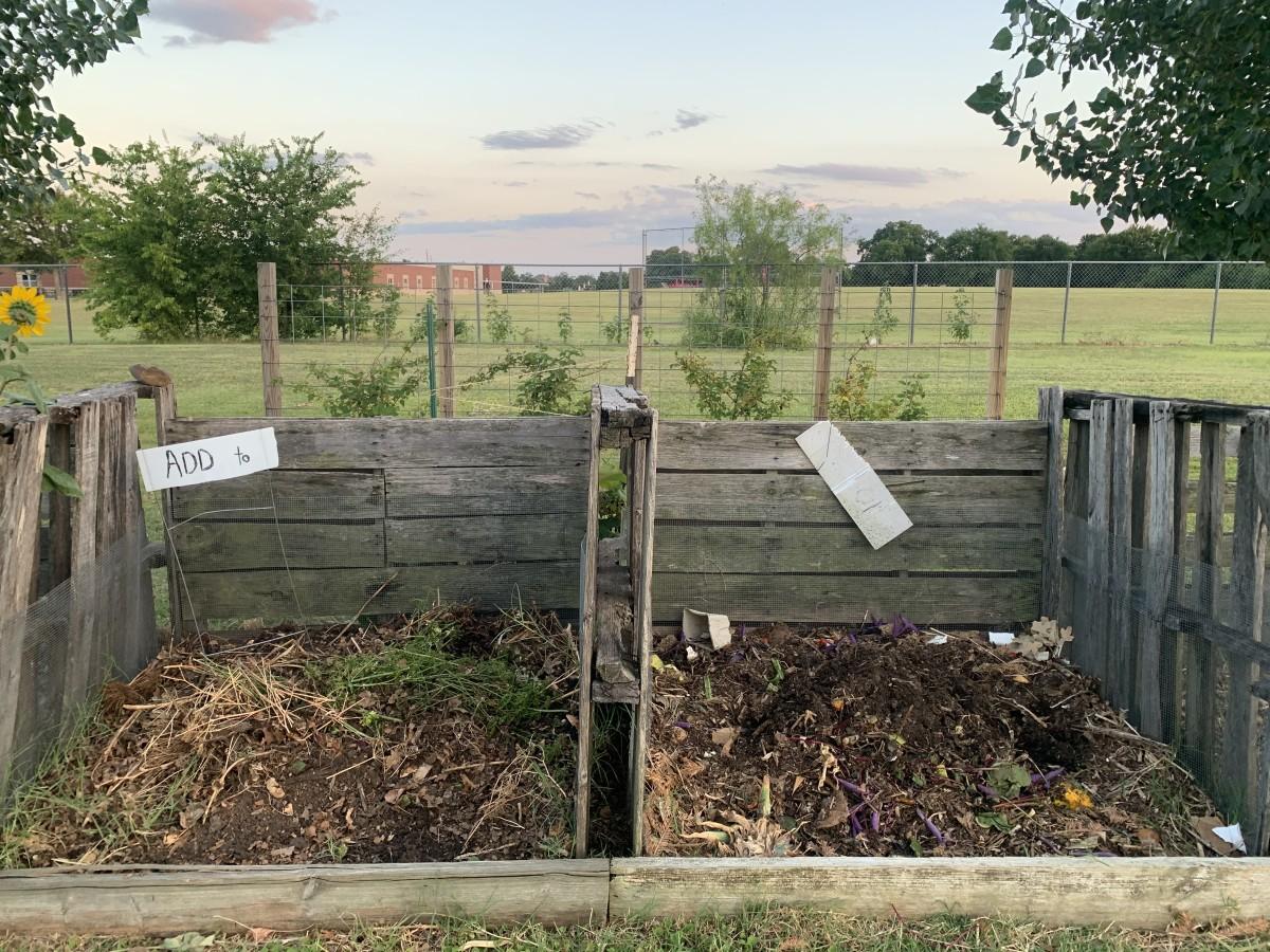 Community Garden Compost