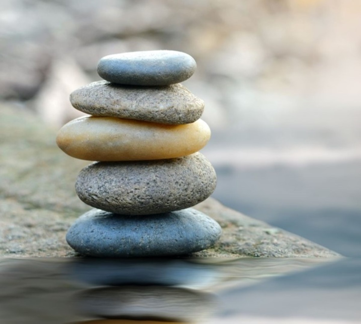 Balance According to the Law of One