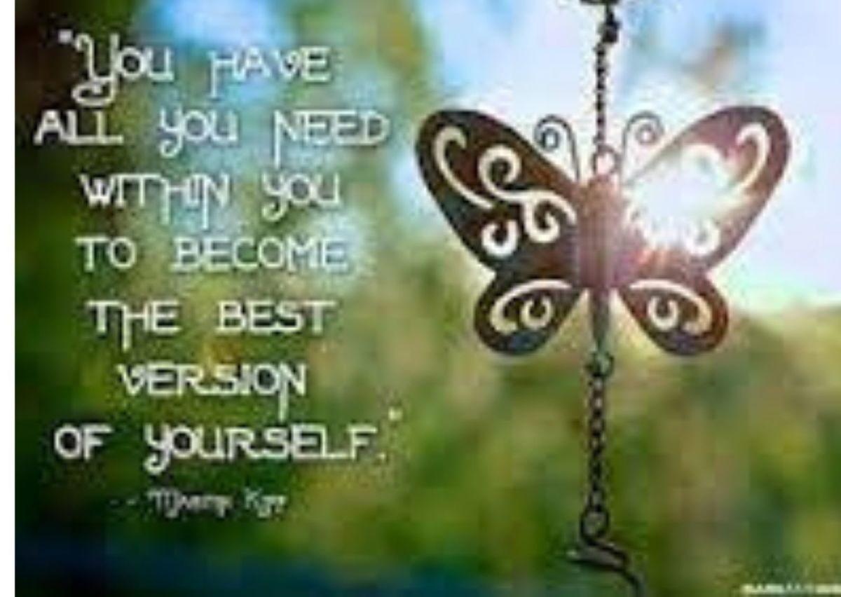 what-do-you-need-to-become-the-best-version-of-yourself