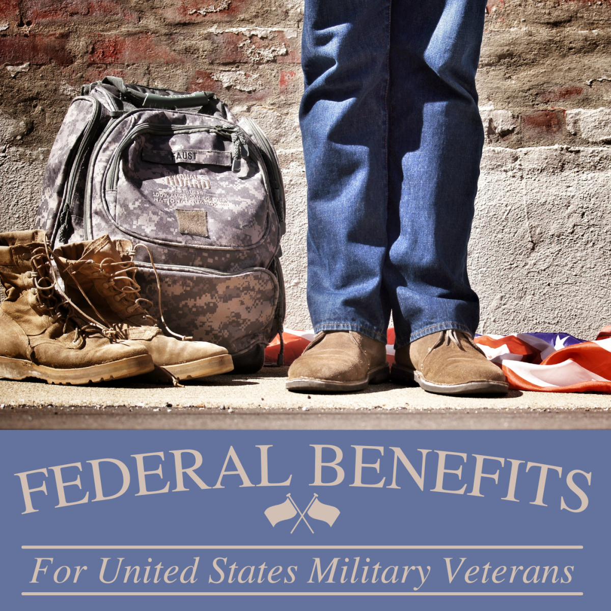 If you're an honorably discharged veteran of the US military, you're entitled to certain federal benefits.