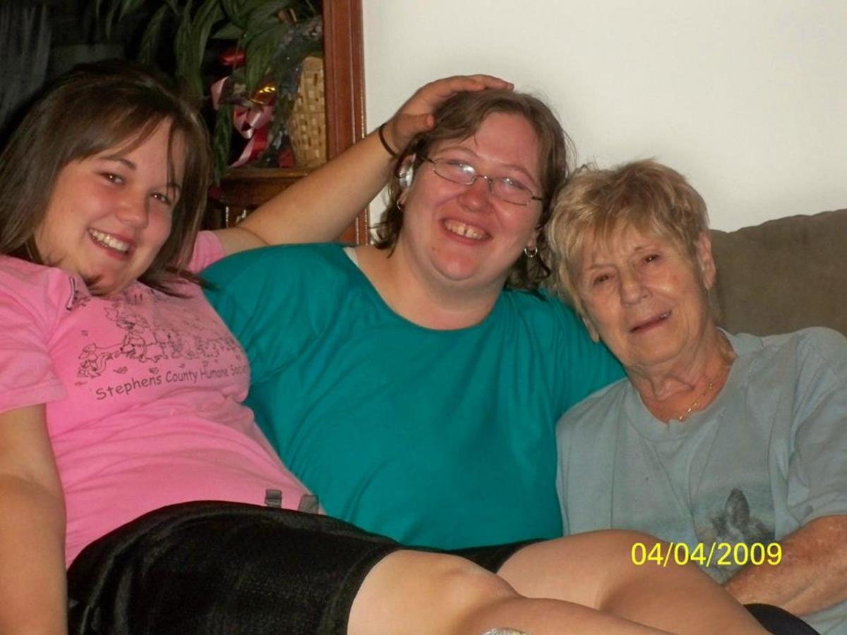 Grandma Shep