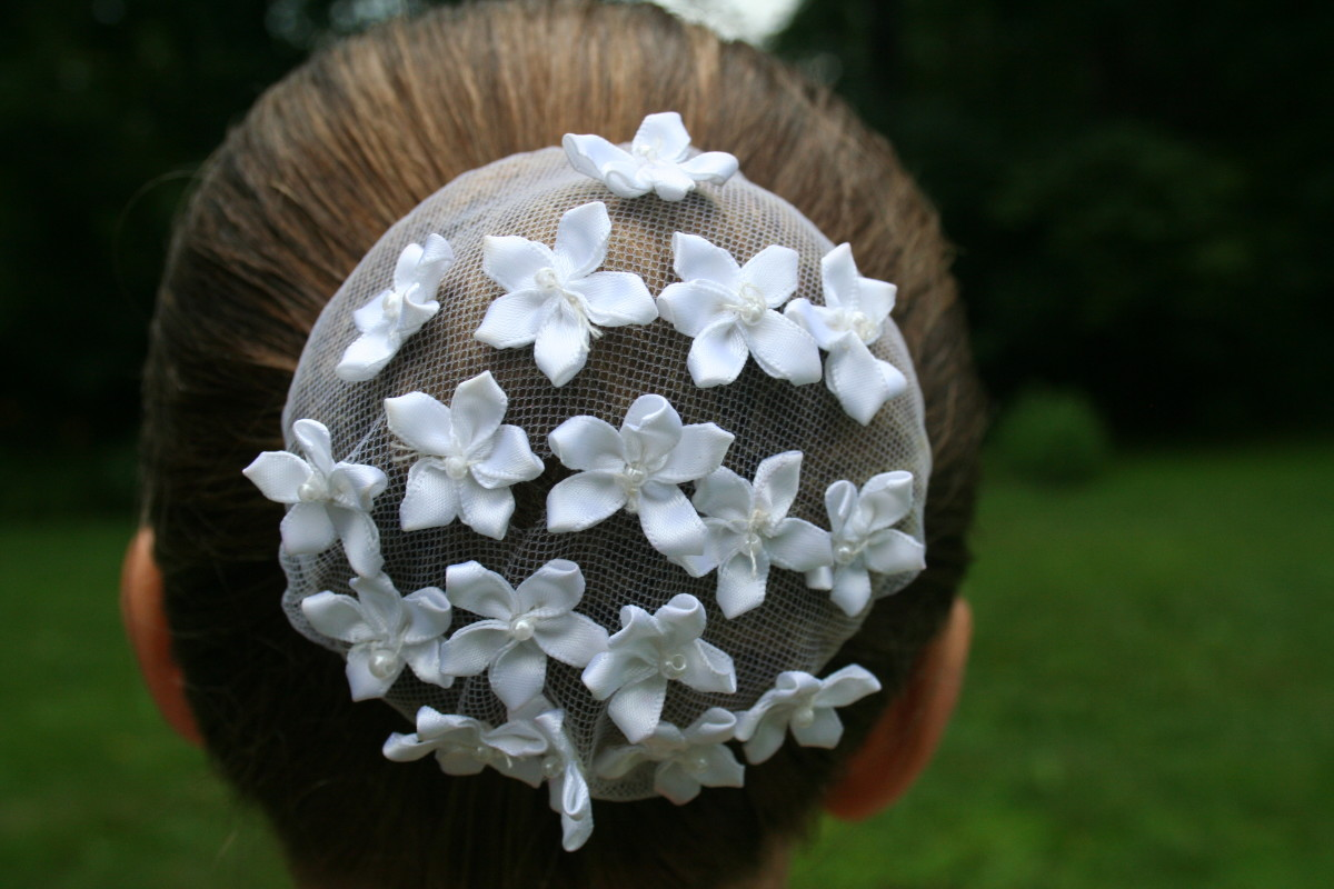 How to Do a Perfect Bun for Ballet Dancers - an Easy, Step by Step Picture Guide