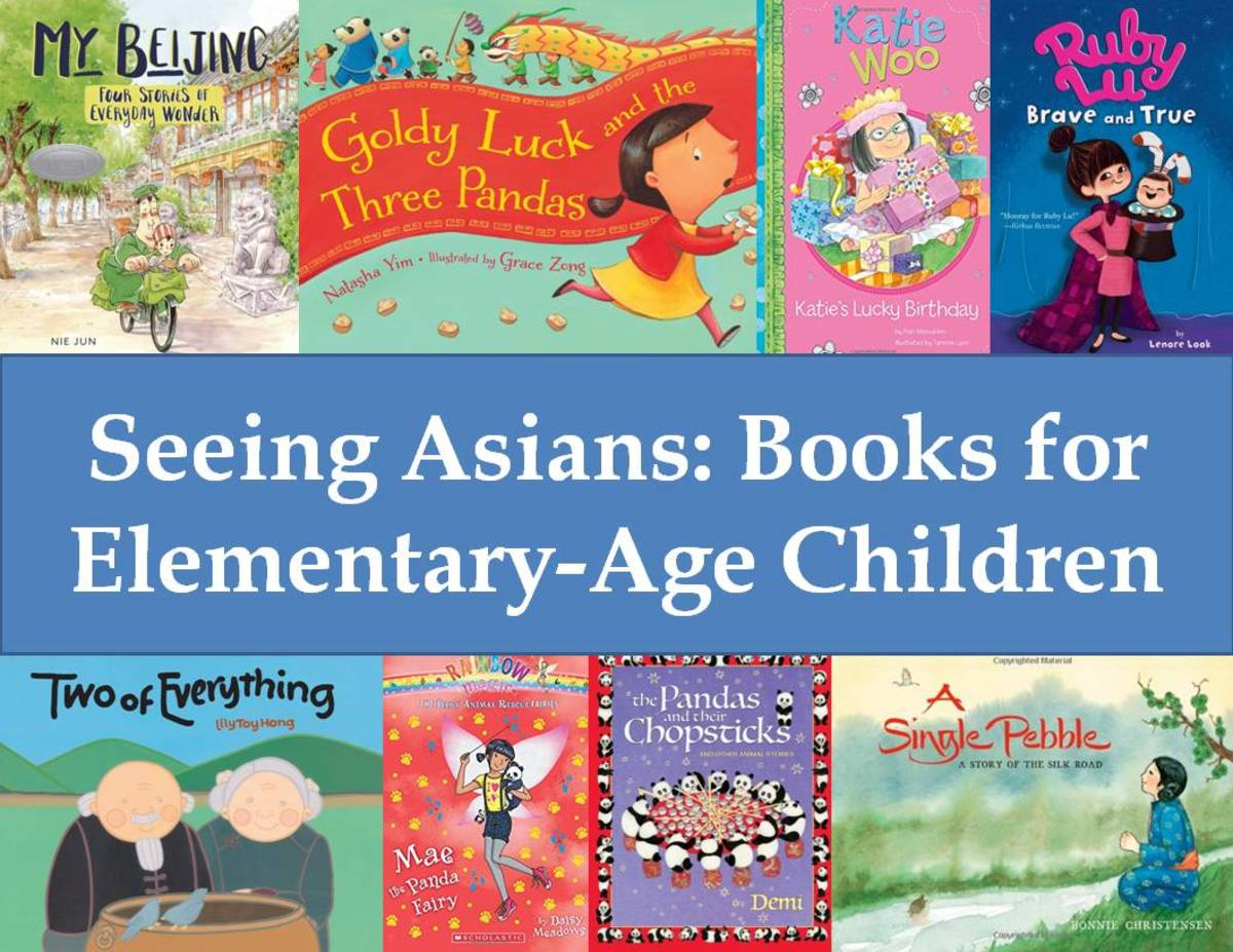 Seeing Asians: Children's Books Featuring Asians and Asian-Americans