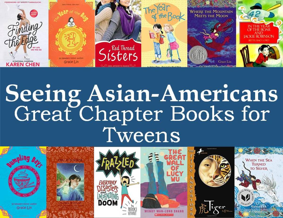 Seeing Asian-Americans: Great Chapter Books for Tweens