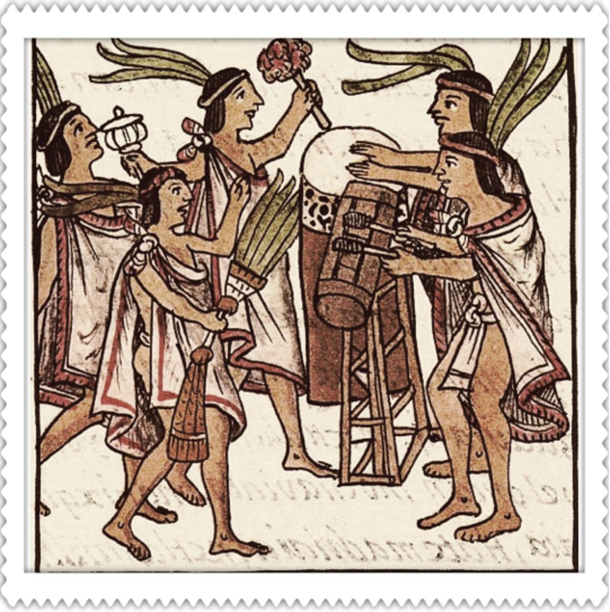 An Aztec Band