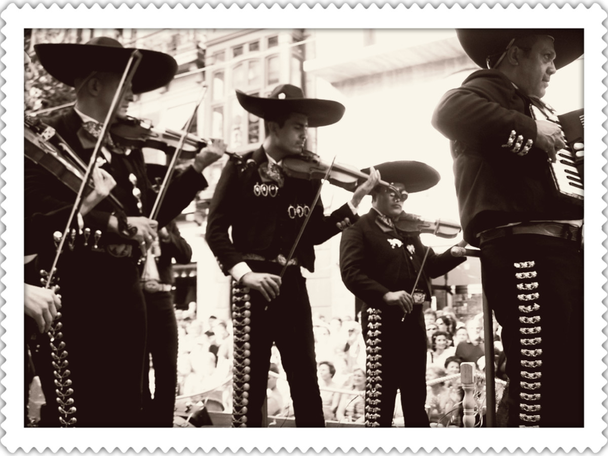 A ranchera band