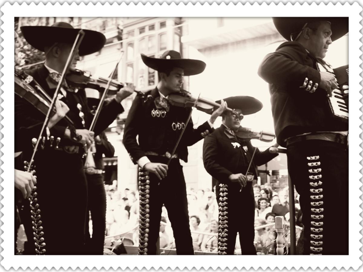 A ranchera band