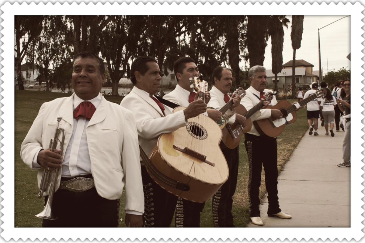 On the music of mexico:history,diversity,song and dance