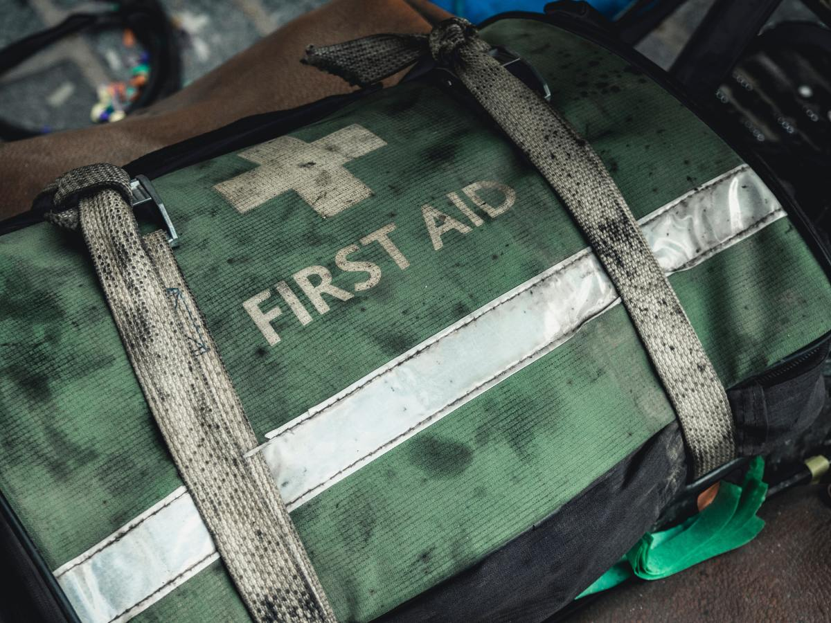 You must have first-aid materials onsite at your nursery. It is vital that someone on your staff is well-trained in administering first-aid.