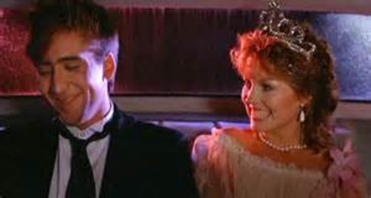 It's so bitchin' for Randy (Nicholas Cage) and Julie (Deborah Foreman) as they attend prom in Valley Girl