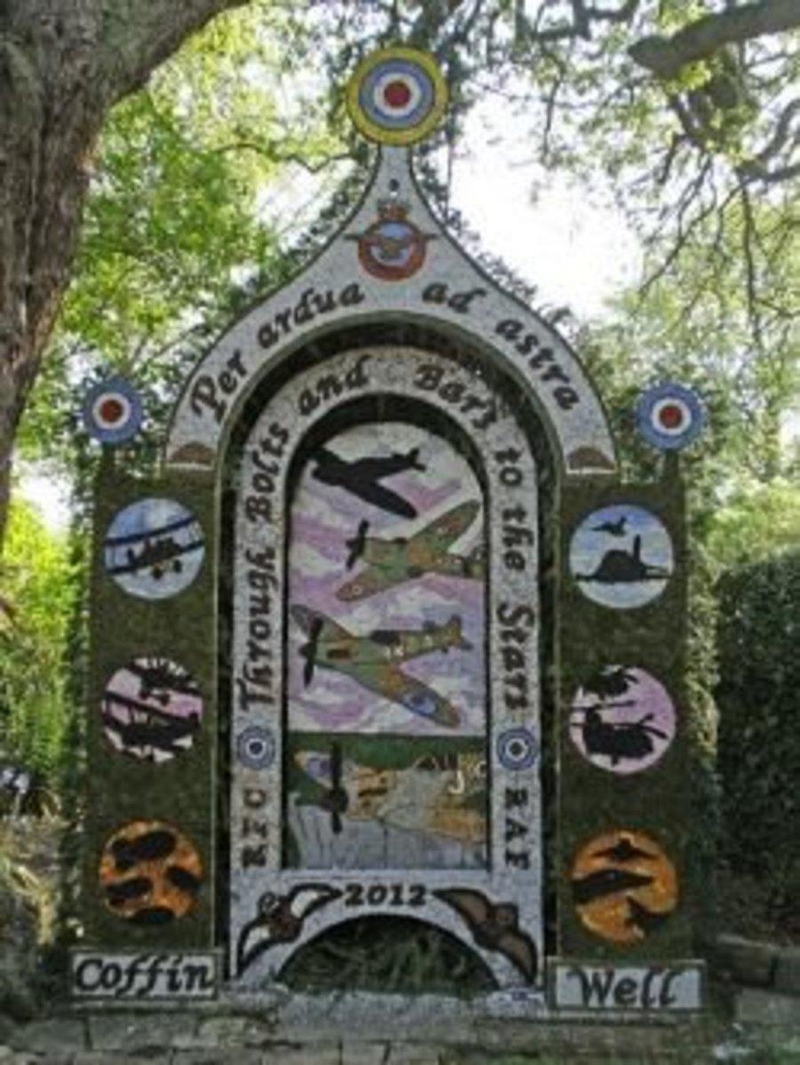 Tissington Coffin Well