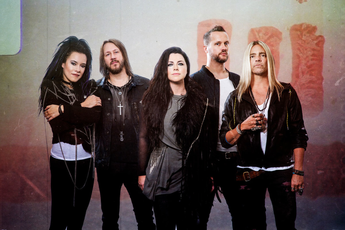 Top 5 Best Songs by Evanescence