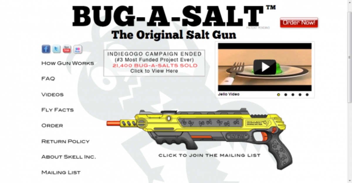 bug-a-salt web page