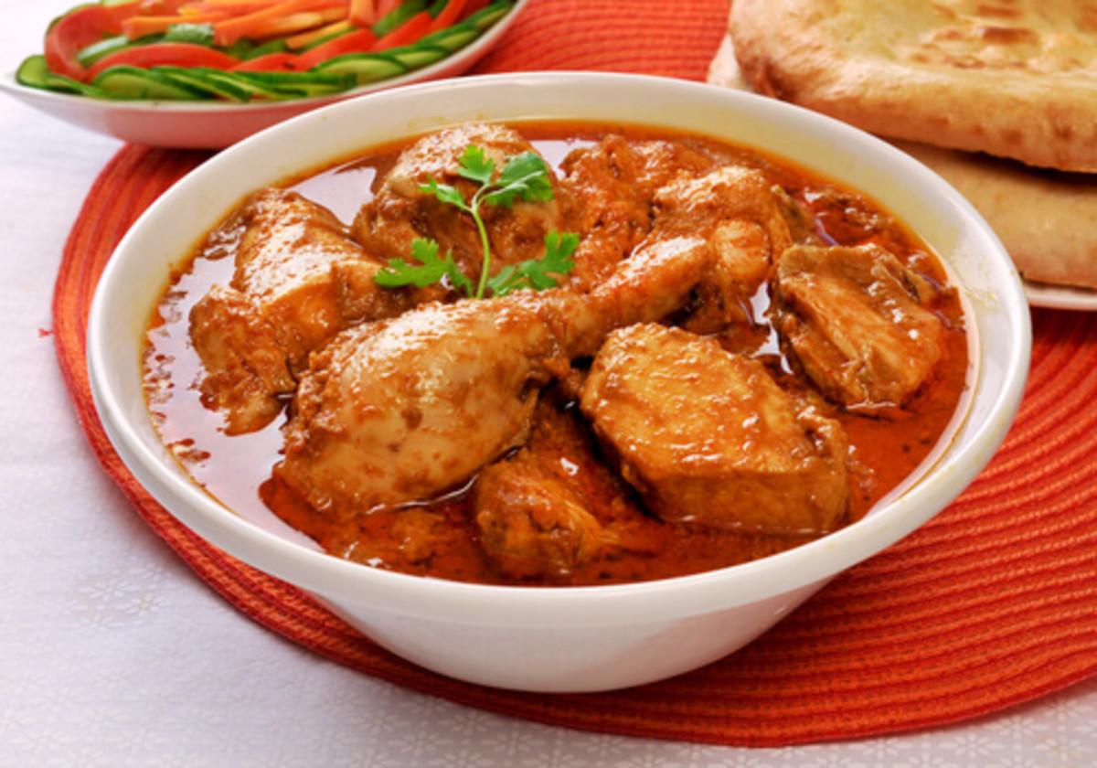 Malvani chicken