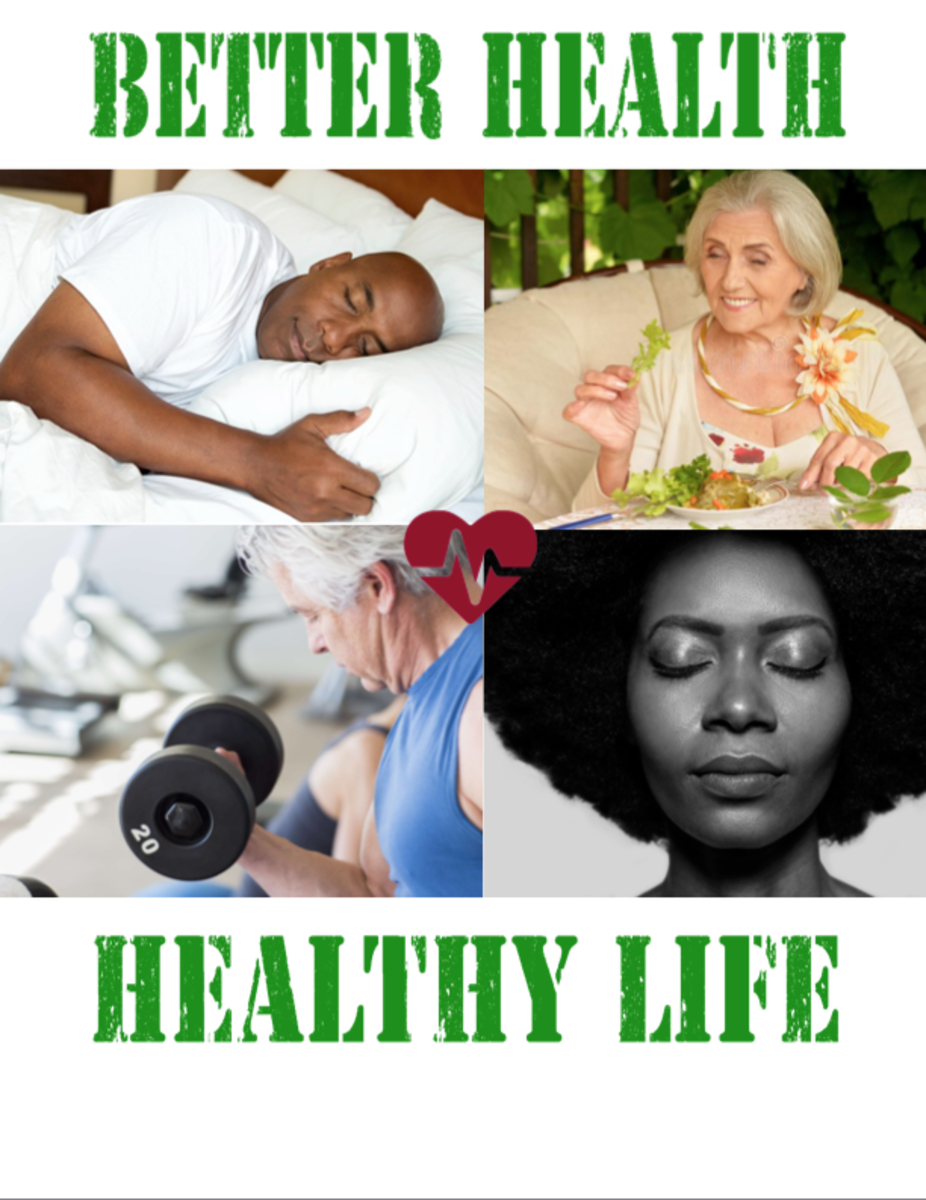 4 Things for Better Health & Life