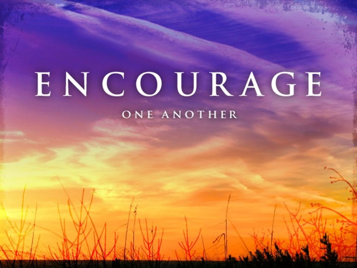 Encouragement For Others, Time is So Short!! (8/8/2016, Message#40)