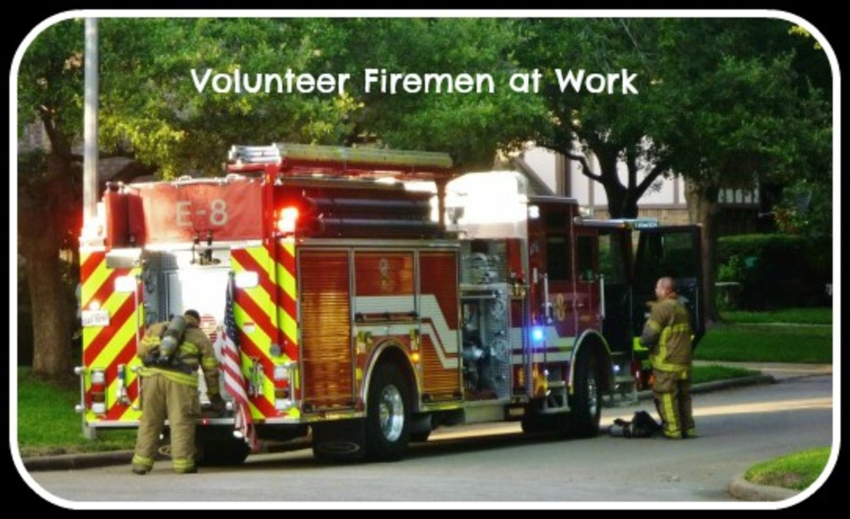 Volunteer Firefighters: Lauding Their Dedicated Service to the Public
