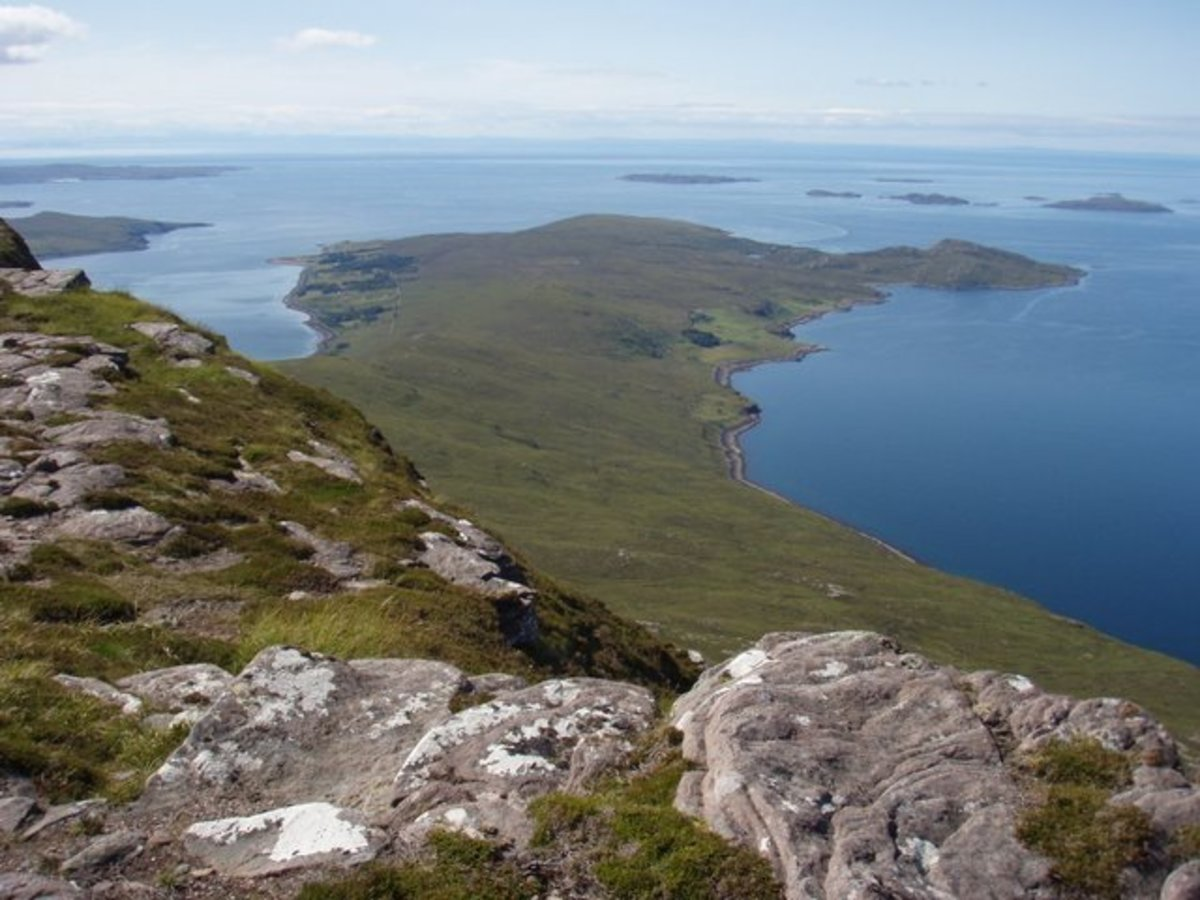 Off the Grid and at Peace in Scoraig, Scotland