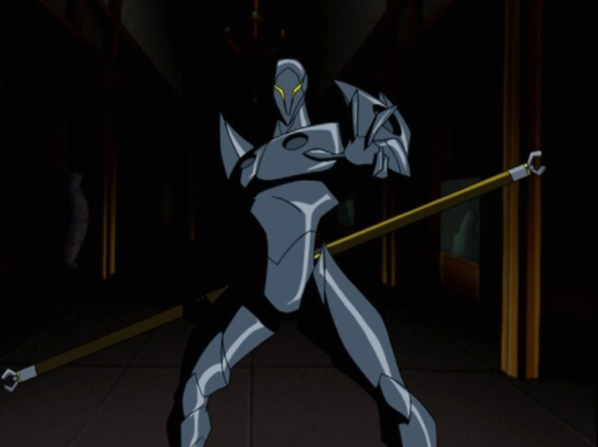 """Rumor"" a vigilante targeting all of Gotham's supervillains."