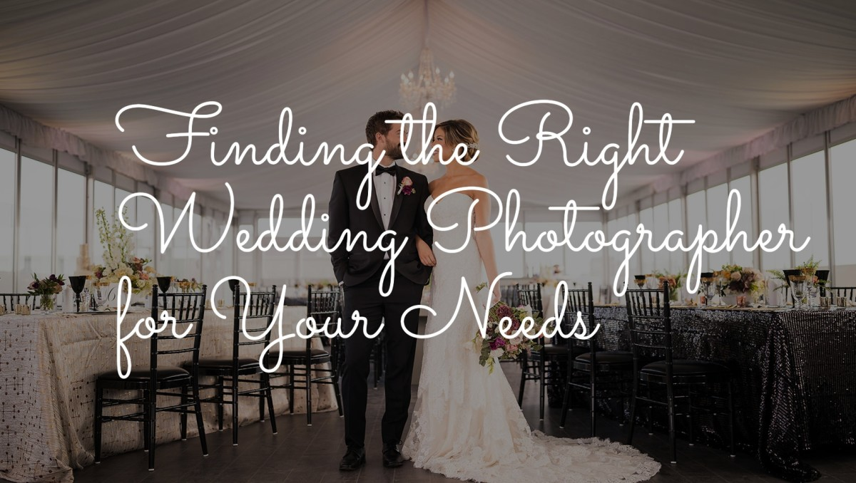 Selecting the Best Wedding Photographer for Your Needs