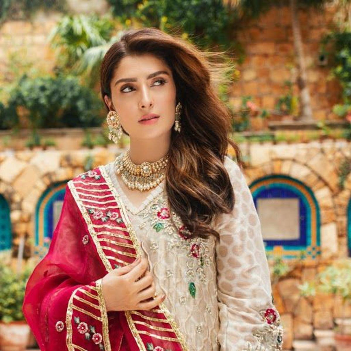 2021 Pakistan's 15 Most Popular Female Fashion Models