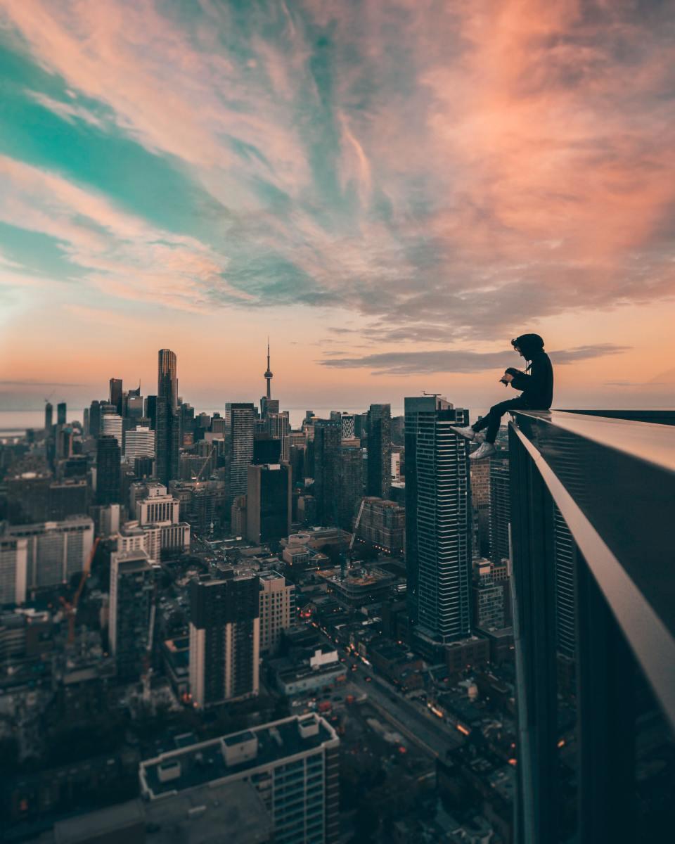 How created urbanization ?