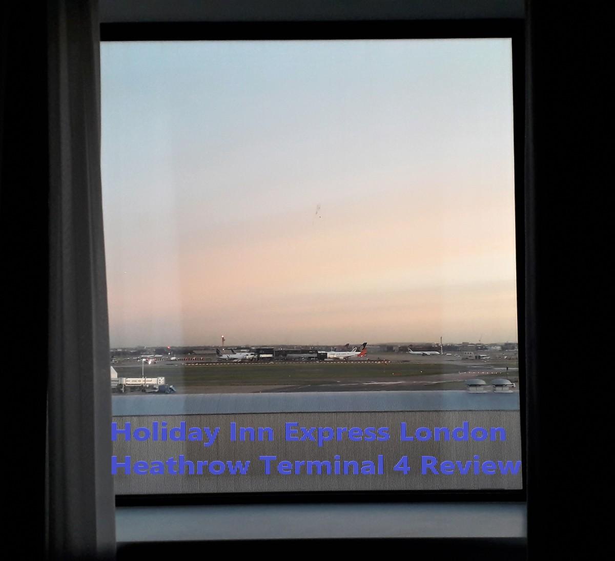 Holiday Inn Express London Heathrow Terminal 4 Review
