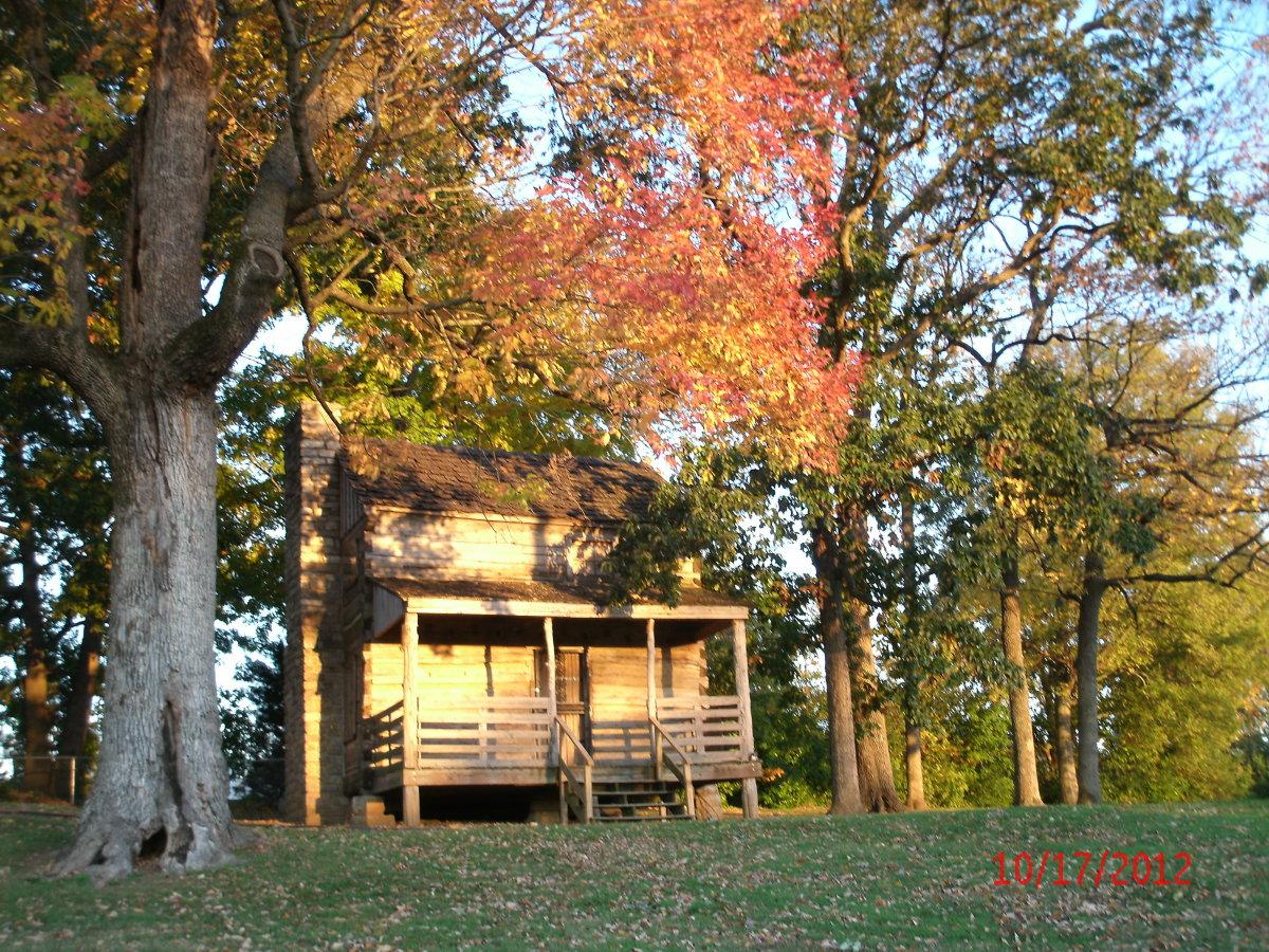DeMoss Cabin