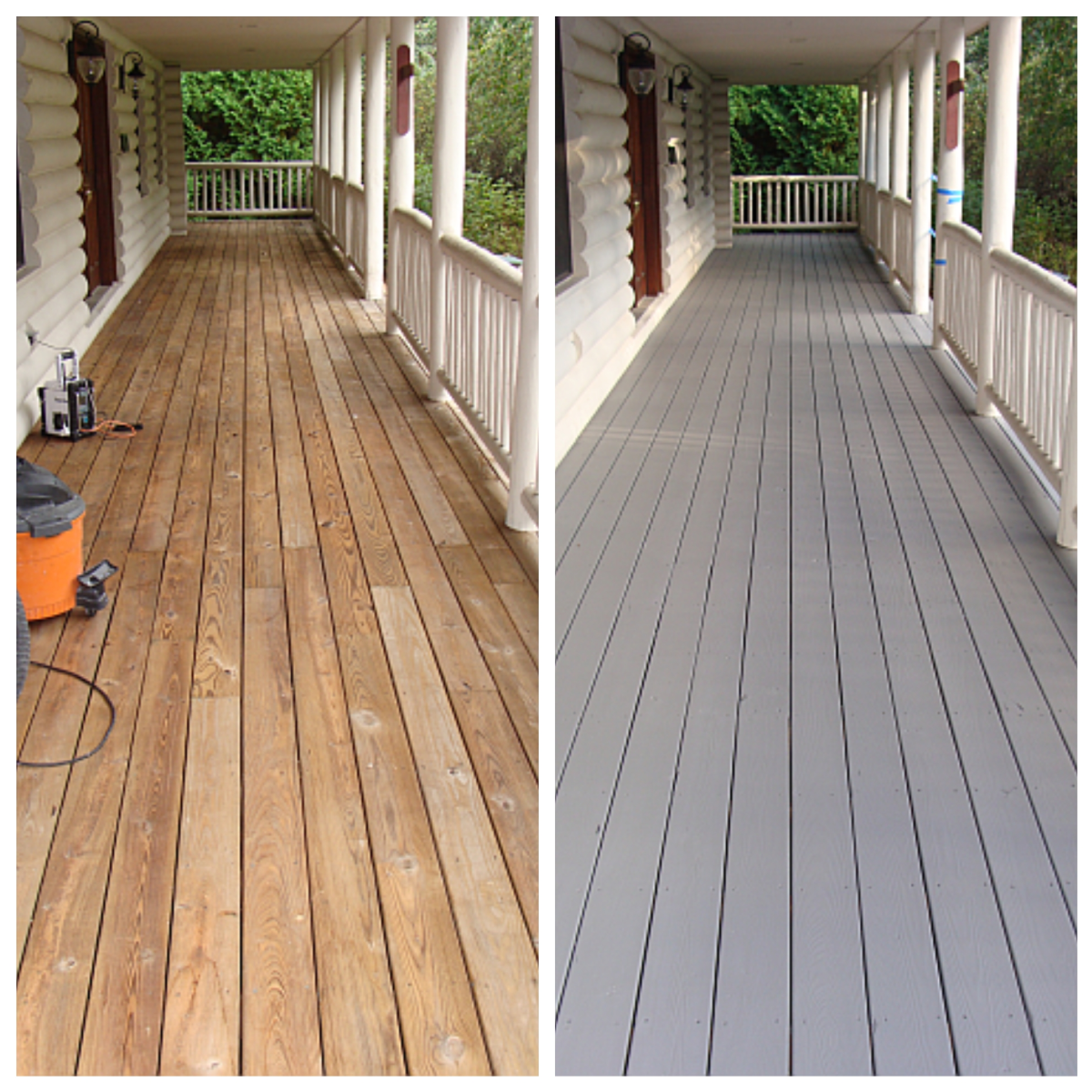 Tips for Painting a Porch Floor
