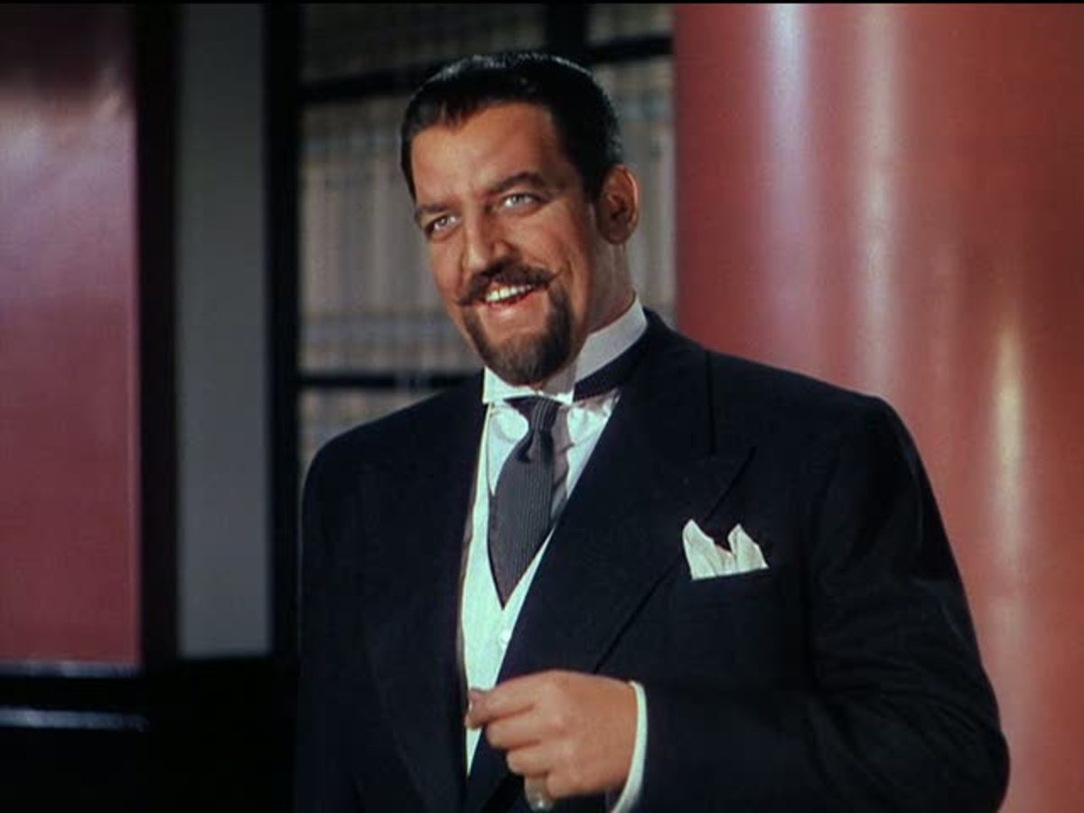 Laird Cregar in Heaven Can Wait (1943)