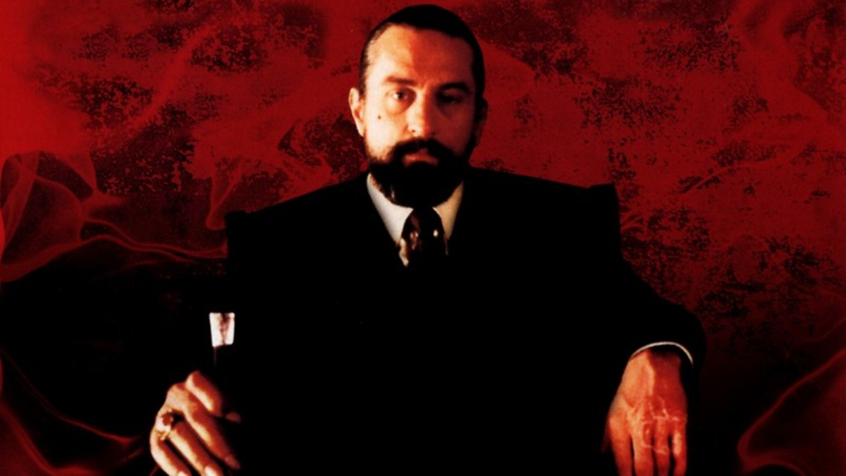 Robert De Niro in Angel Heart (1987)