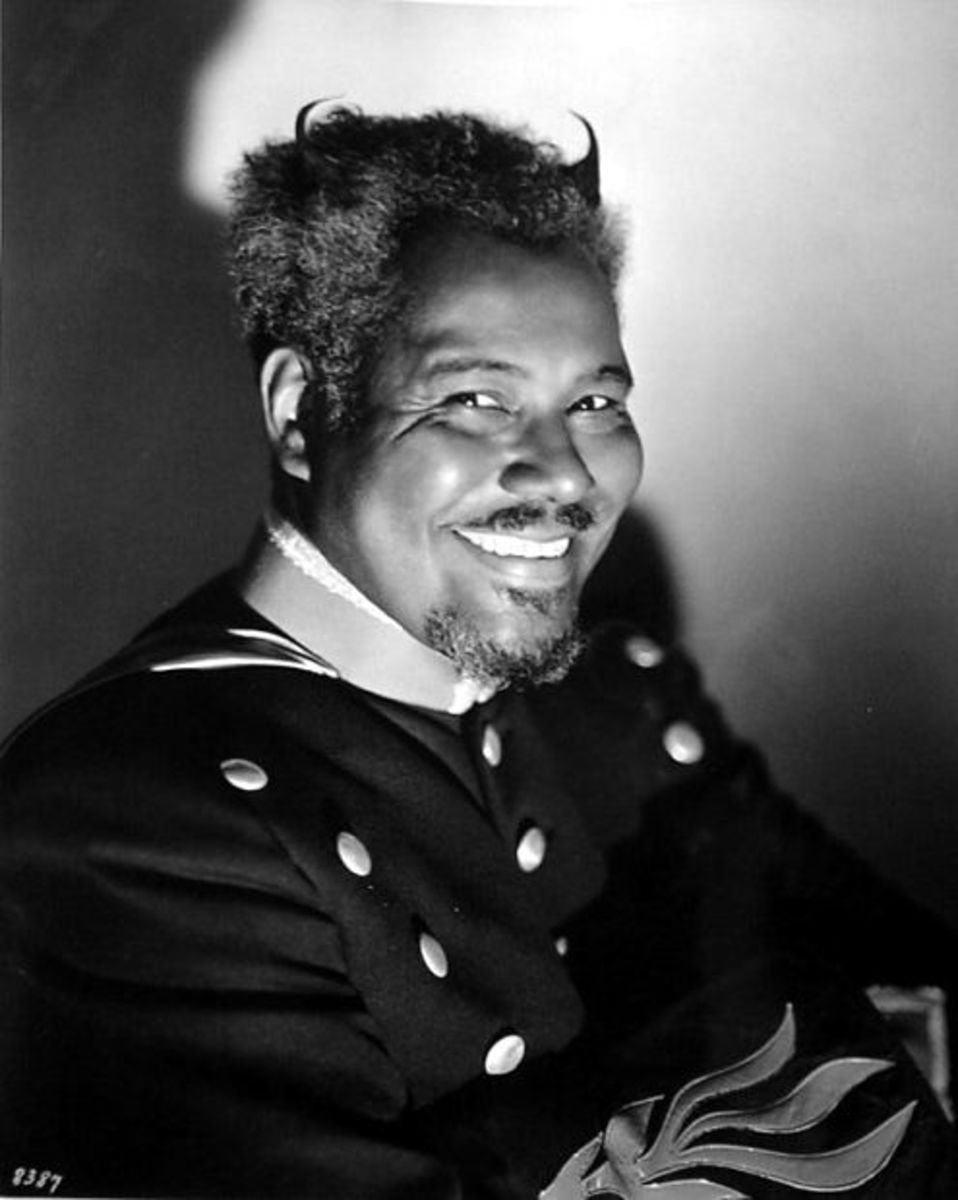 Rex Ingram in Cabin in the Sky (1943)
