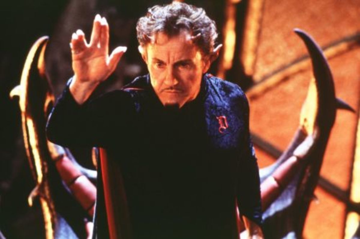 Harvey Keitel in Little Nicky (2000)