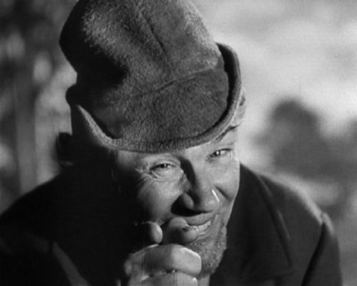 Walter Huston in All That Money Can Buy (1941)