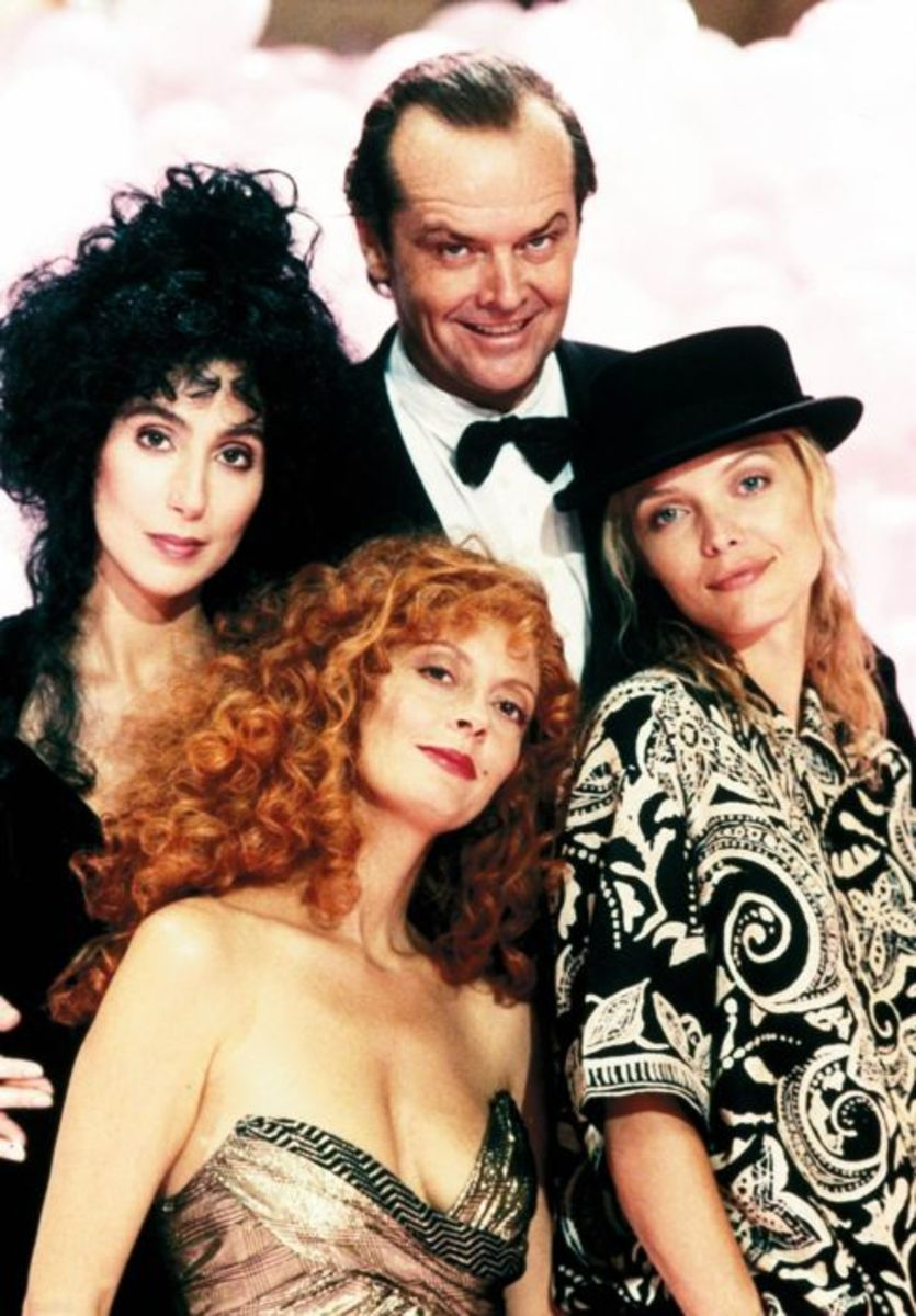 Jack and The Witches of Eastwick