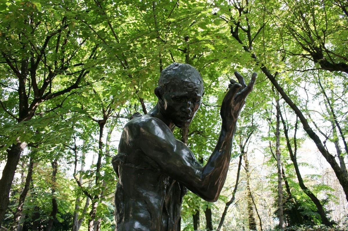 Sculpture Rodin Museum, Paris