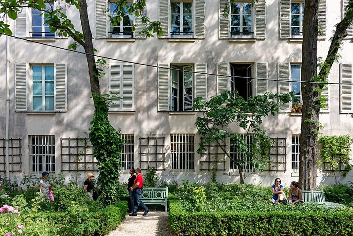 Musée Delacroix, Paris 29 May 2017