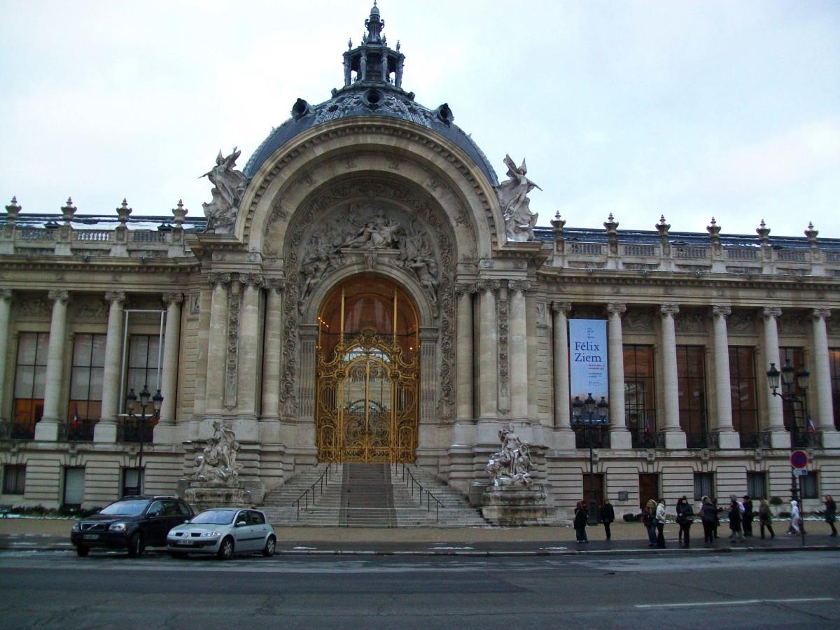 Petit Palais - Fine Arts Museum
