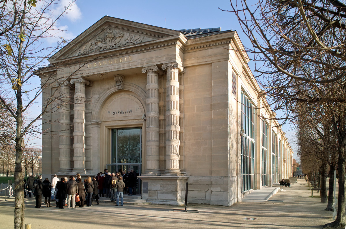 Orangerie Museum, Paris