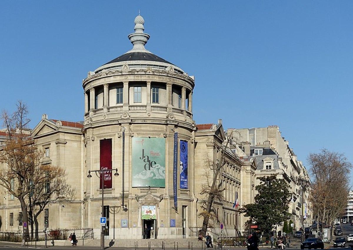Musée Guimet, Paris 3 December 2016