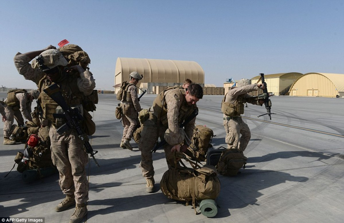 the-repurcussions-of-withdrawing-from-afghanistan