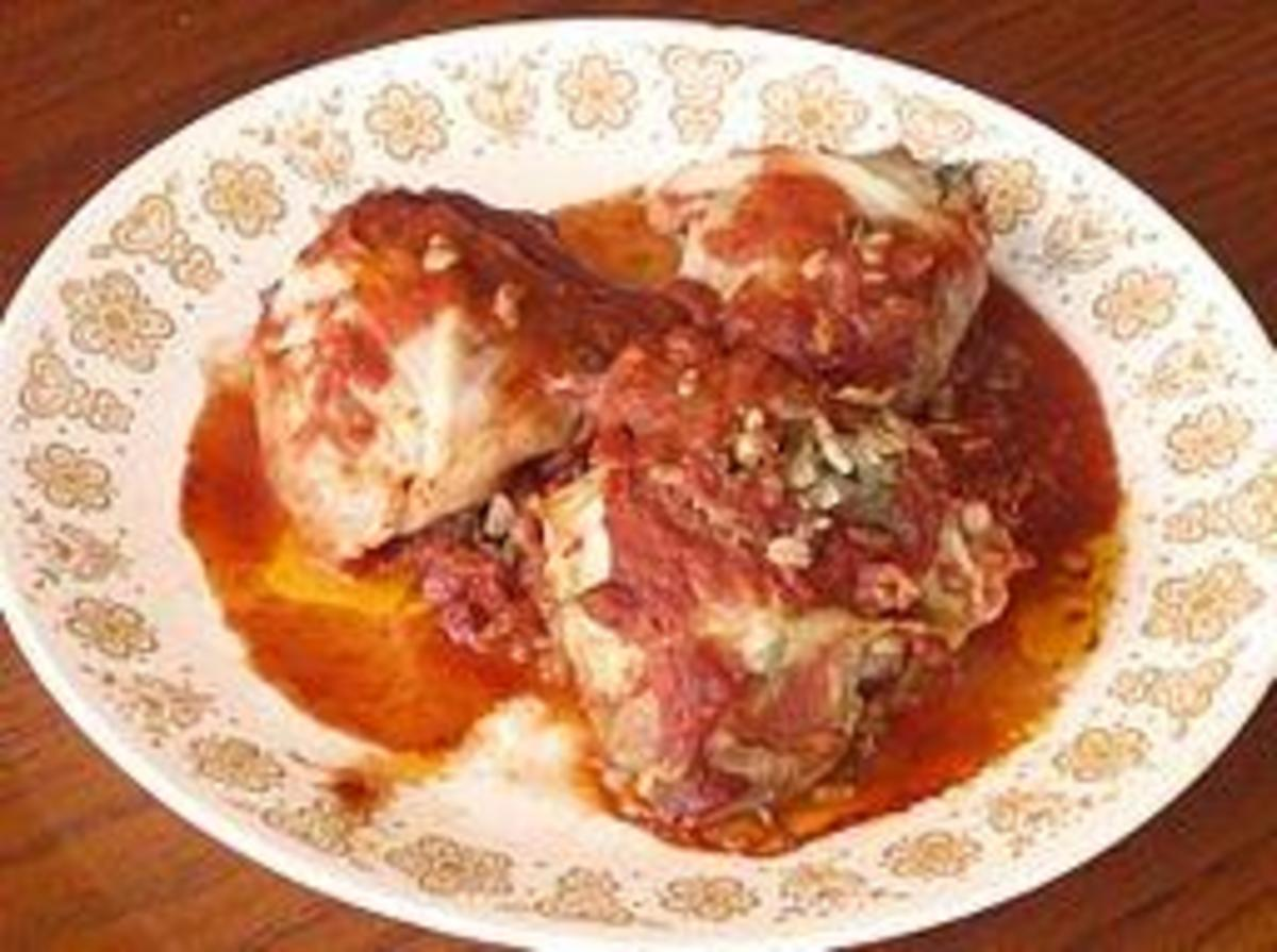 How I Learned to Make Polish Cabbage Rolls: Golumpki: a Tribute to Alice Who Taught Me Her Specialty dish