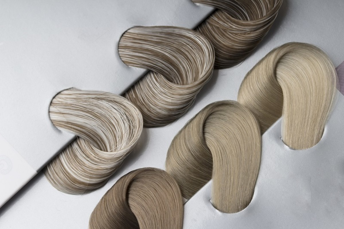 Ash shades like this can be used to neutralize red by depositing strong cool tones that counteract red and copper tones.