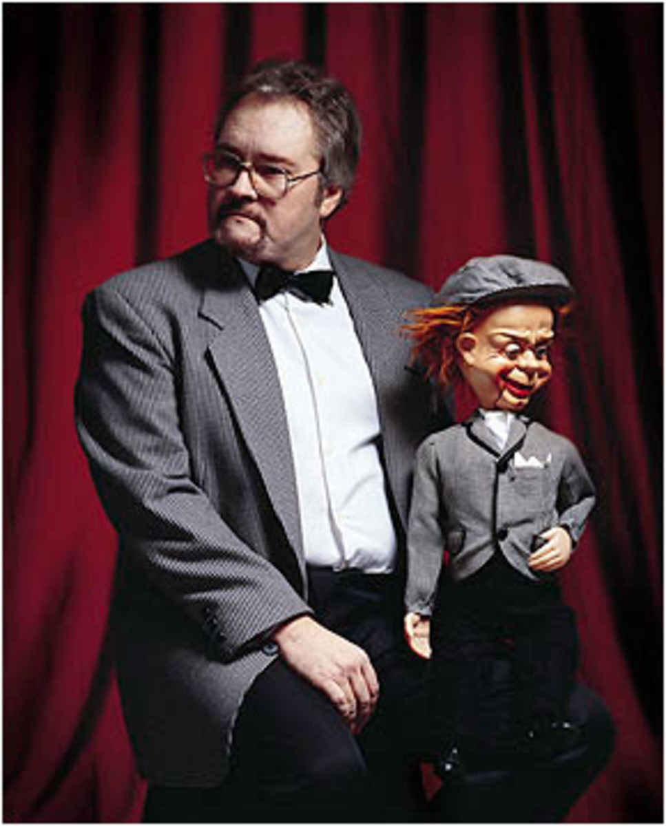 Ventriloquism for Beginners/Dummies: Learn How to Be a Good Ventriloquist