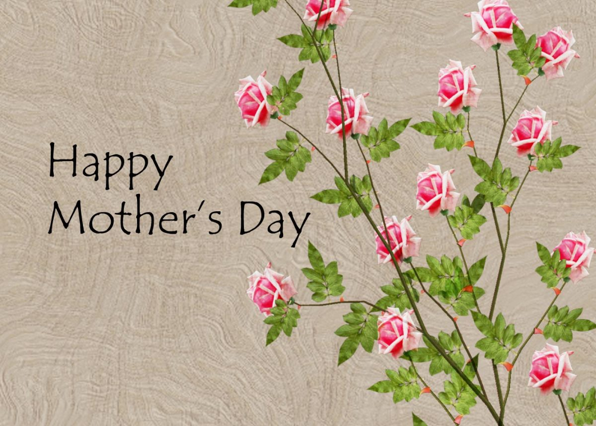 Mother's Day Card Ideas - Pink Roses2