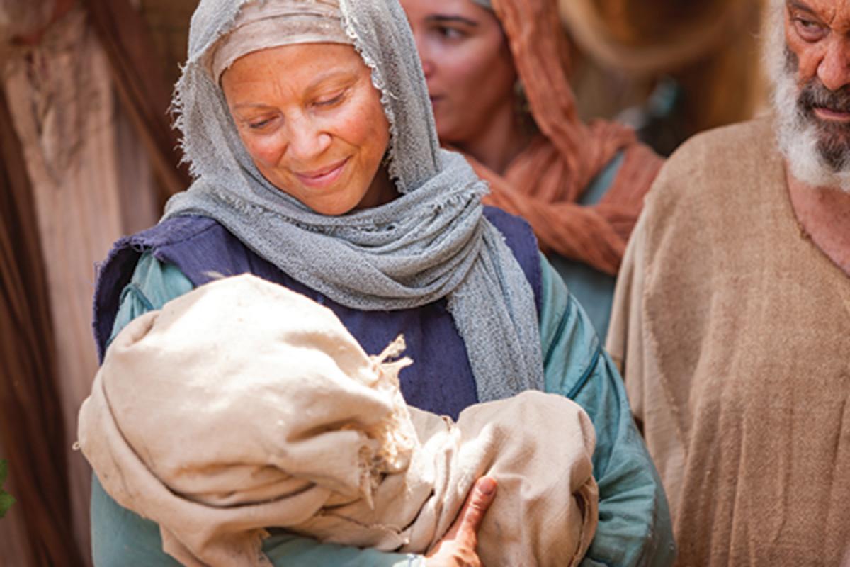 Godly Elizabeth: The Mother of John the Baptist (Luke 1:1-80)